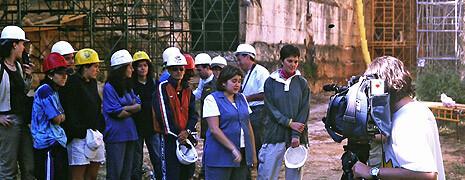 Prehistoria para sordos en Atapuerca