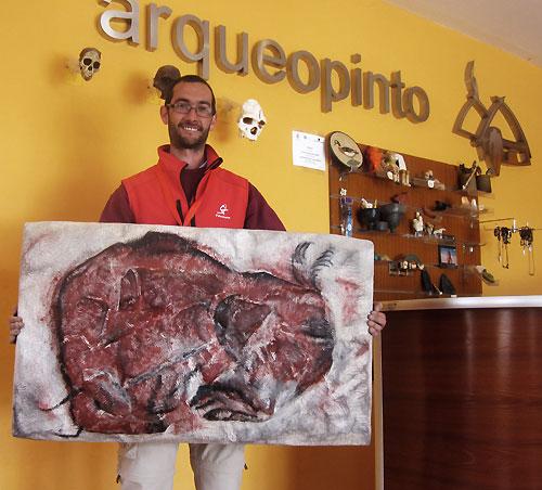 Raúl Maqueda Paleorama