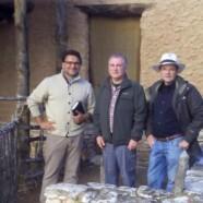 Paleorama en el parque arqueológico de Burrén