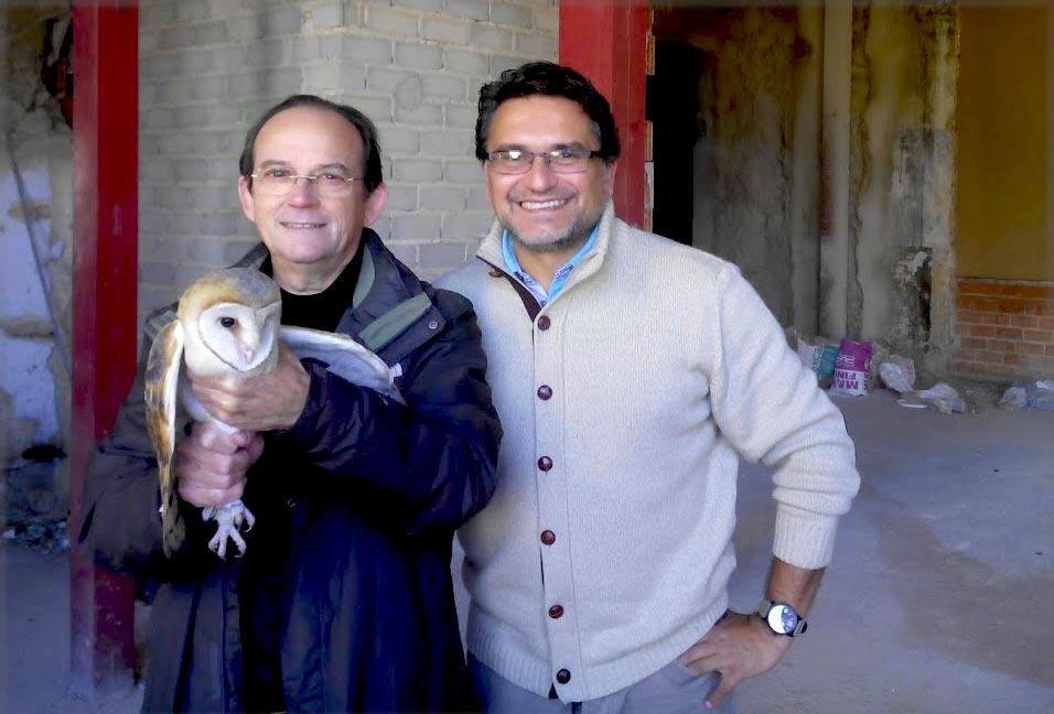 manuel luque e Ignacio Lorenzo