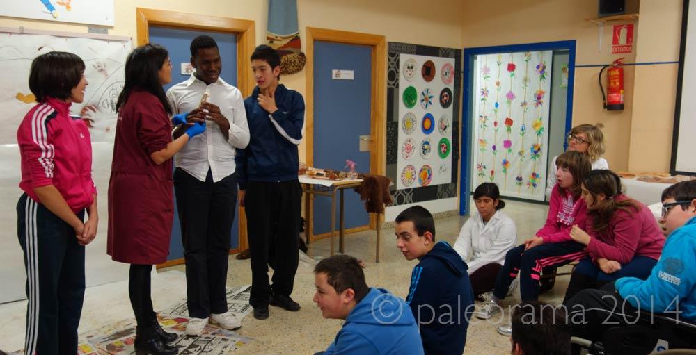 talleres atapuerca prehistoria paleorama educacion especial