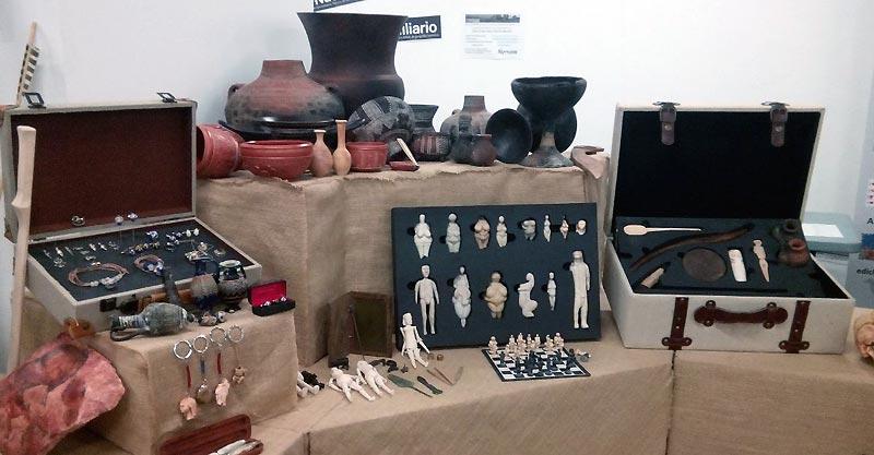 paleorama-paleomanias en MeetArch, replicas y reproducciones arqueologicas