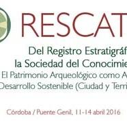 "Paleorama Congreso Internacional ""RESCATE"""