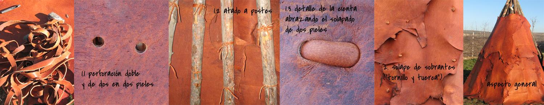 arqueologia-experiemental.choza-pieles-paleorama