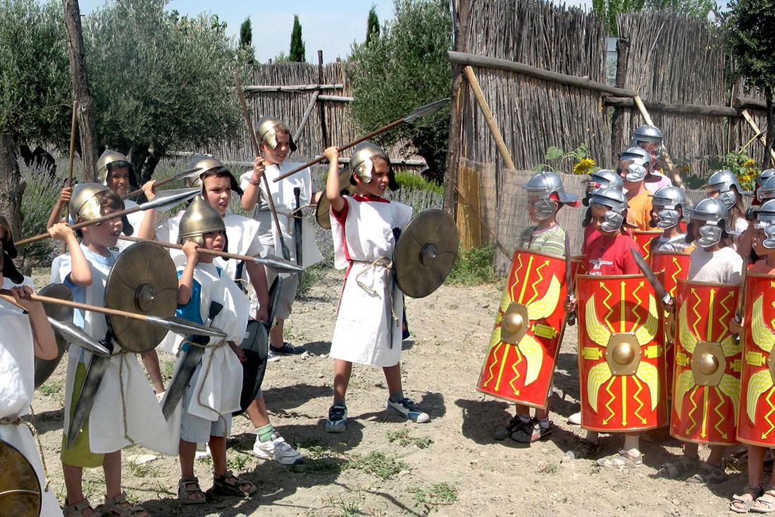 Talleres de prehistoria originales
